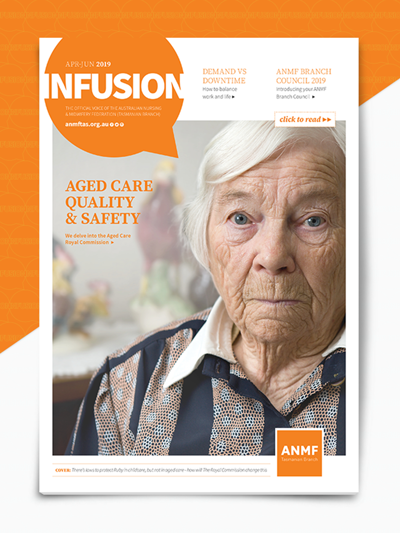 Infusion April/June 2019