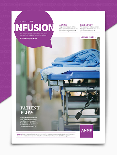 Infusion July - September 2019