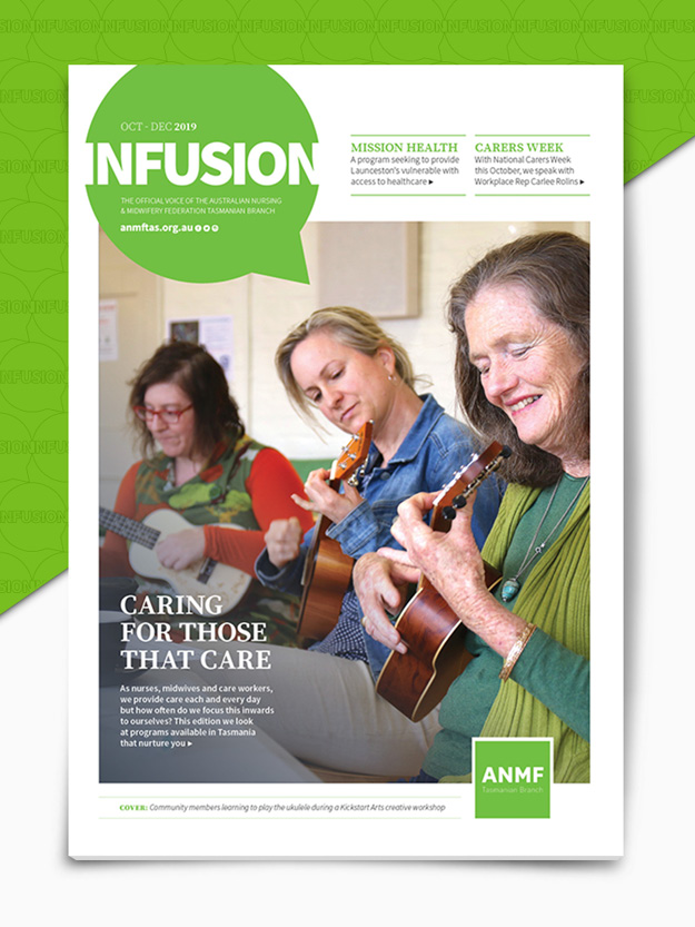 Infusion October - December 2019